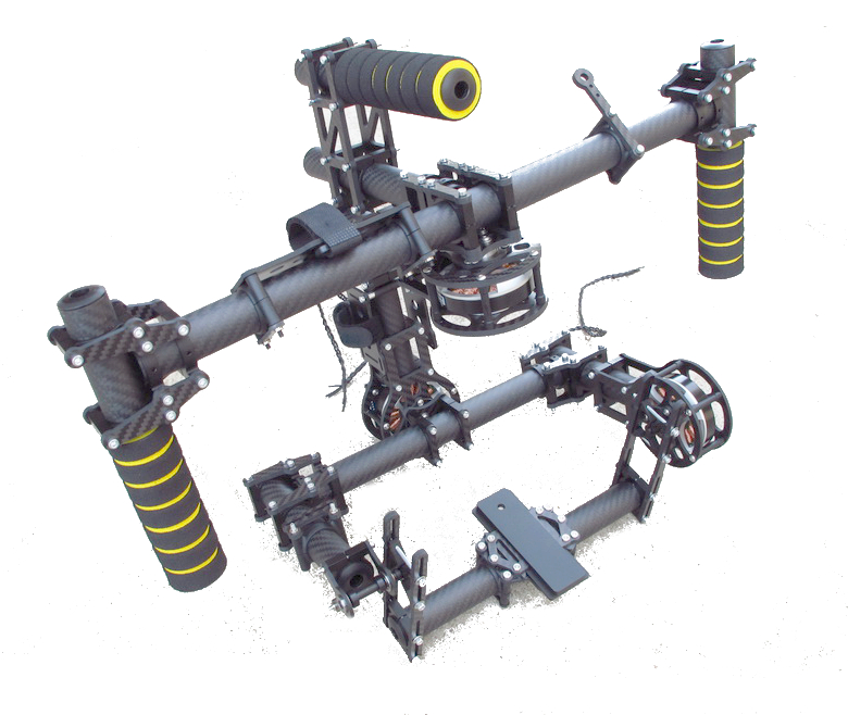 3 Axis Brushless GIMBAL Steadicam System Assembly req 10 units