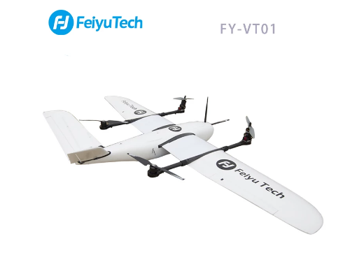 Feiyu Tech VT01 Vertical Take-off & Landing UAV Long Range photogrammetry drone Aerial Photography Mapping Unmanned Aerial Vehicle