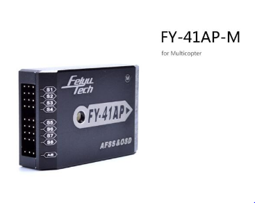 Feiyu Tech FY-41AP-M & GPS Autopilot For Multi-rotors - Click Image to Close