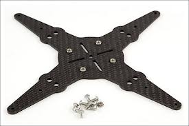 CS035 Octocopter camera mount plates