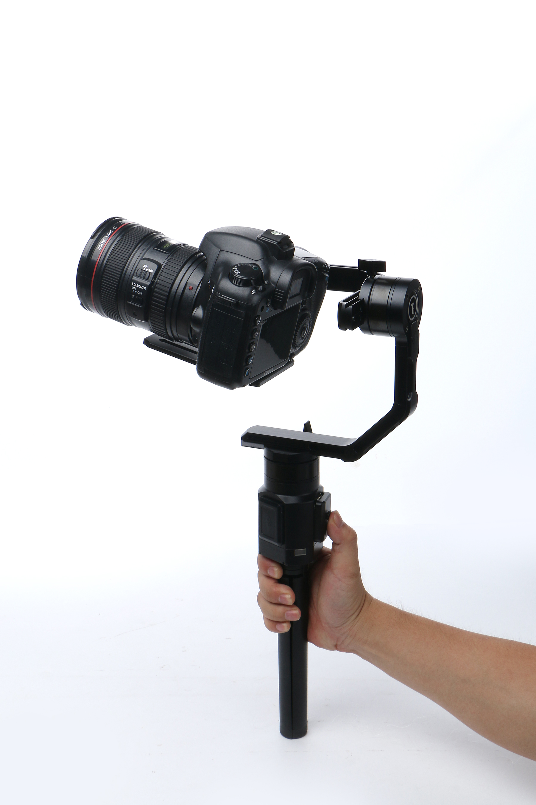 Ti 3-Axis Gimbal Handheld Stabilizer for small DSLR Cameras 50pc