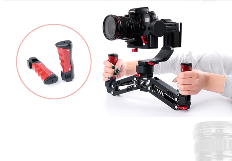 Nebula 4200 5-Axis brushless gimbal Gyroscope Stabilizer