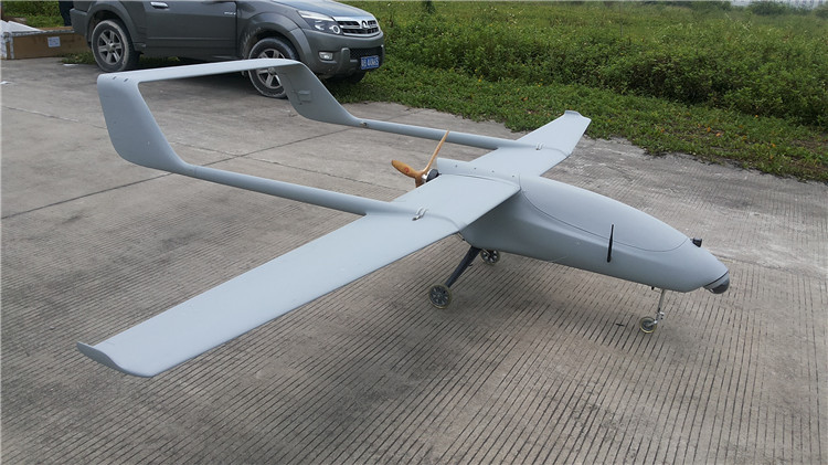 UAV air plane drones professional 4m wingspan cruise time 10.5h
