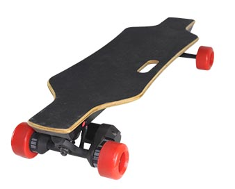 Dule motor electric skateboard K5 10 units