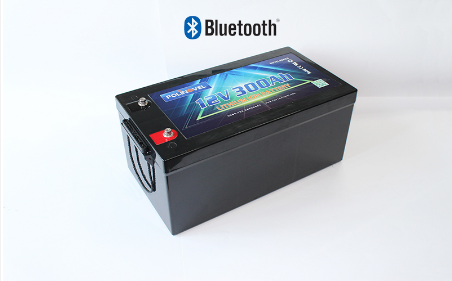 Smart bluetooth battery 300ah 12.8v LiFePO4 Lithium Battery