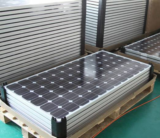 Solar panel Monocrystalline 125mm Series 90W 100W