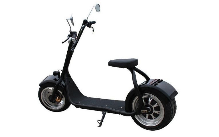 2 Wheels Electric Scooter, Max Speed 50KM/H Self Balancing City