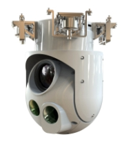 IR camera electro-optical stabilized airborne sensors